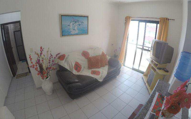 Apartamento com 1 dorm, Guilhermina, Praia Grande - R$ 189 mil, Cod: 4096