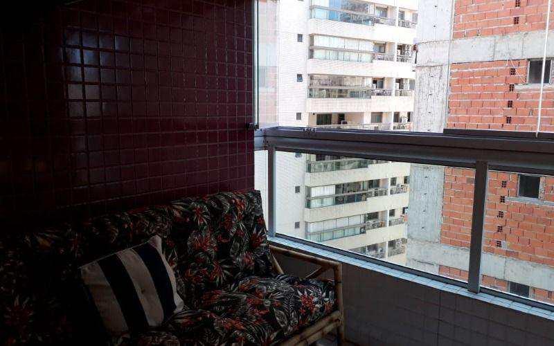 Apartamento com 2 dorms, Canto do Forte, Praia Grande - R$ 449 mil, Cod: 4795