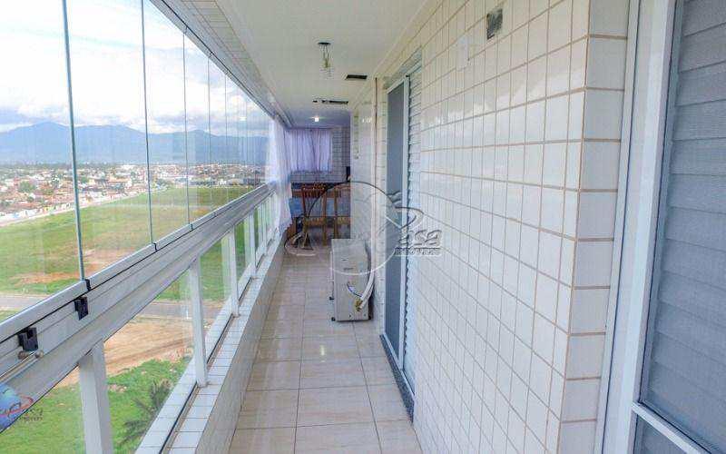 Apartamento com 3 dorms, Guilhermina, Praia Grande - R$ 750 mil, Cod: 3799