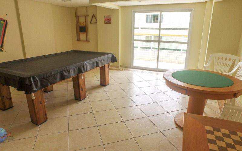Apartamento 02 dorm. em Praia Grande, Vista Mar