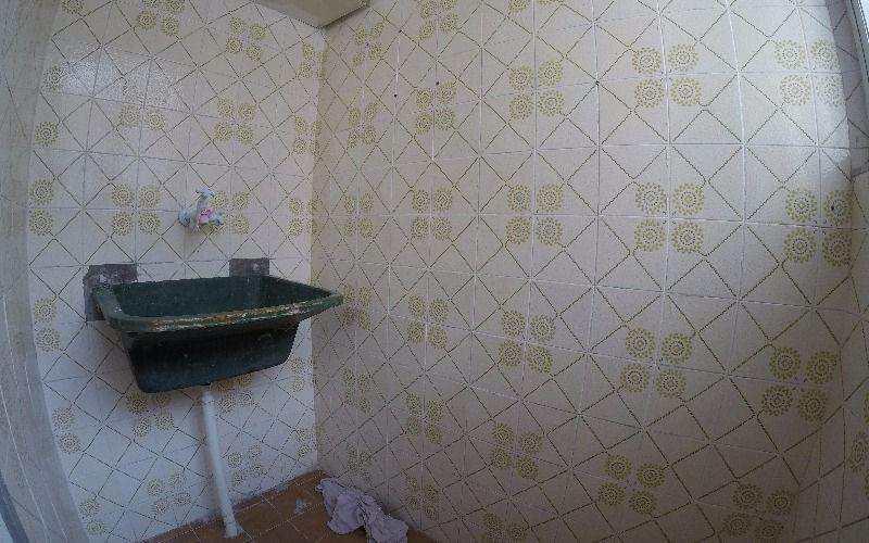 Apartamento com 1 dorm, Guilhermina, Praia Grande - R$ 135 mil, Cod: 3722