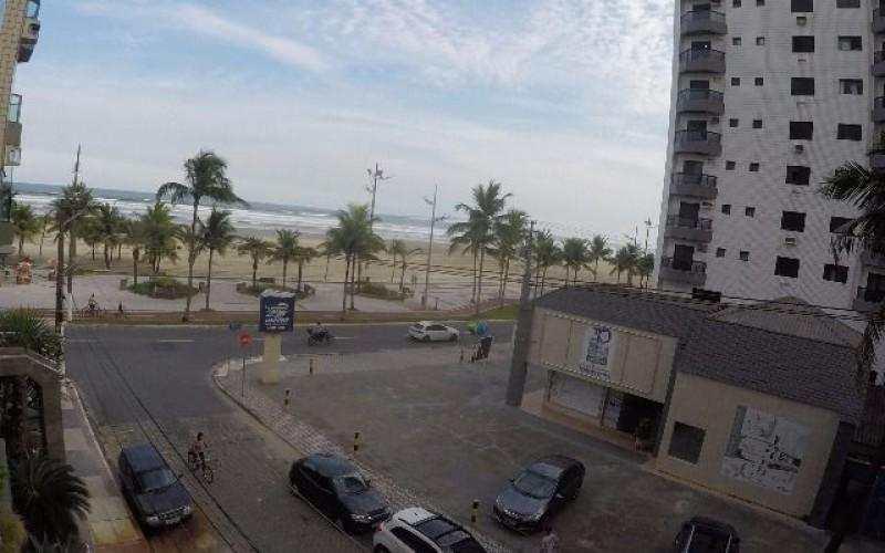 Apartamento com 2 dorms, Guilhermina, Praia Grande - R$ 380 mil, Cod: 3480