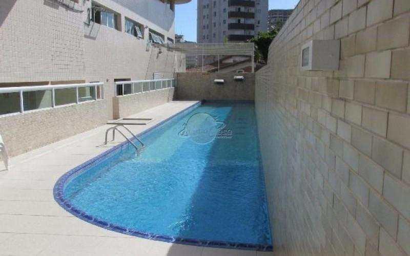 Apartamento de 03 Dormitórios e 02 Suítes à Venda na Praia Grande - Bairro Jardim Guilhermina