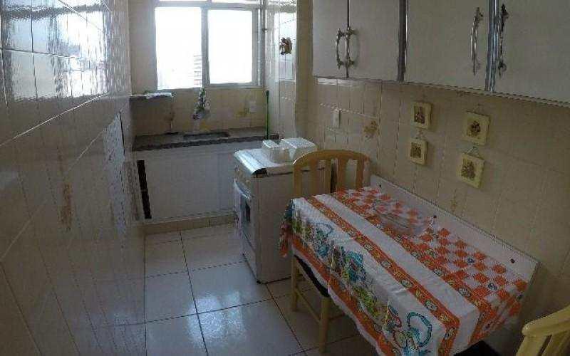 Apartamento de 01 dormitório em Praia Grande