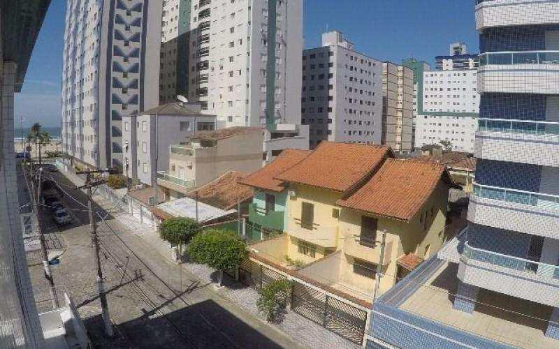 Apartamento com 1 dorm, Guilhermina, Praia Grande - R$ 150 mil, Cod: 3389