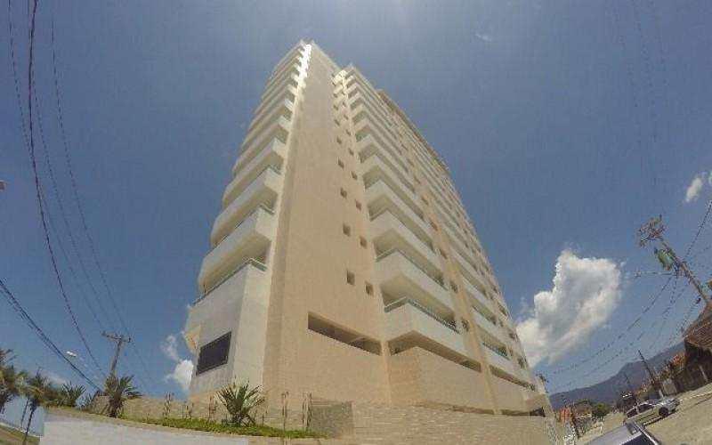 Apartamento com 1 dorm, Caiçara, Praia Grande - R$ 230 mil, Cod: 3076