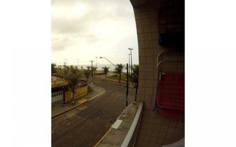 Apartamento com vista para o mar - Praia Grande