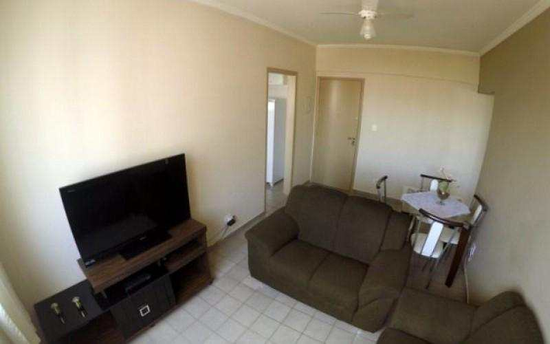 Apartamento com 1 dorm, Guilhermina, Praia Grande - R$ 165 mil, Cod: 3037
