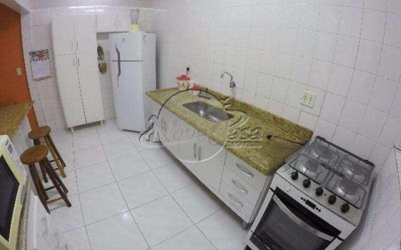 Apartamento com 1 dorm, Guilhermina, Praia Grande - R$ 140 mil, Cod: 2713