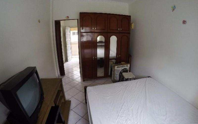 Apartamento de 1 dormitório no Boqueirão da Praia Grande