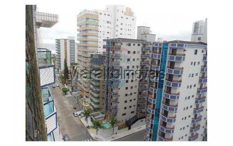 Cobertura com 3 dorms, Guilhermina, Praia Grande - R$ 850 mil, Cod: 4648