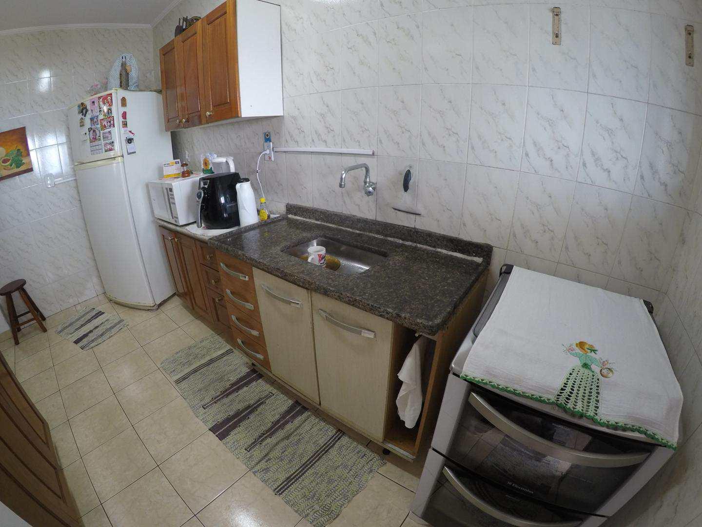 Apartamento com 2 dorms, Guilhermina, Praia Grande - R$ 290 mil, Cod: 4589