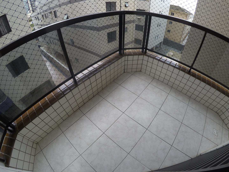 Apartamento com 2 dorms, Guilhermina, Praia Grande - R$ 250 mil, Cod: 4591