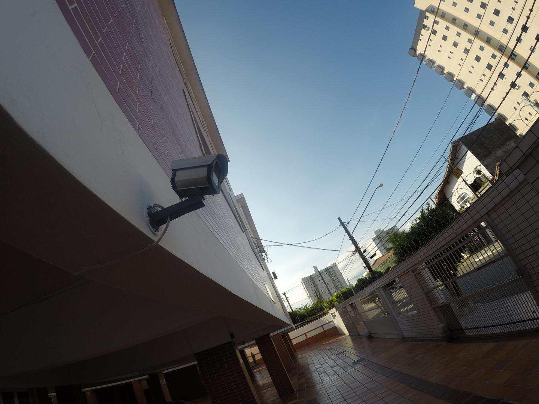 Apartamento com 1 dorm, Guilhermina, Praia Grande - R$ 149 mil, Cod: 4598