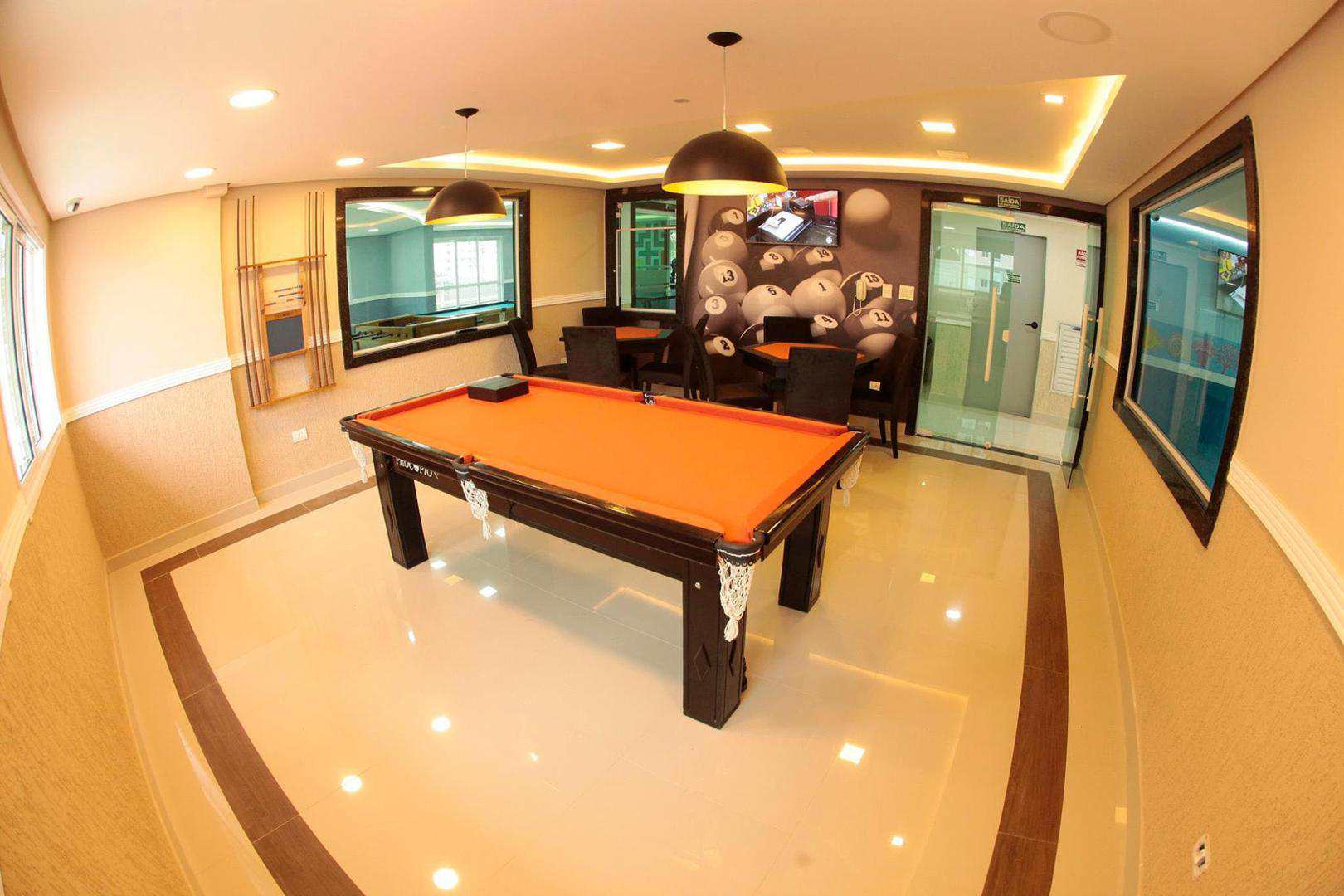 Apartamento com 2 dorms, Caiçara, Praia Grande - R$ 400 mil, Cod: 4825