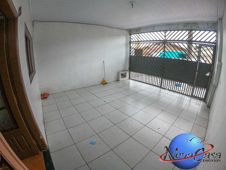 Casa com 2 dorms, Aviação, Praia Grande - R$ 195 mil, Cod: 4843