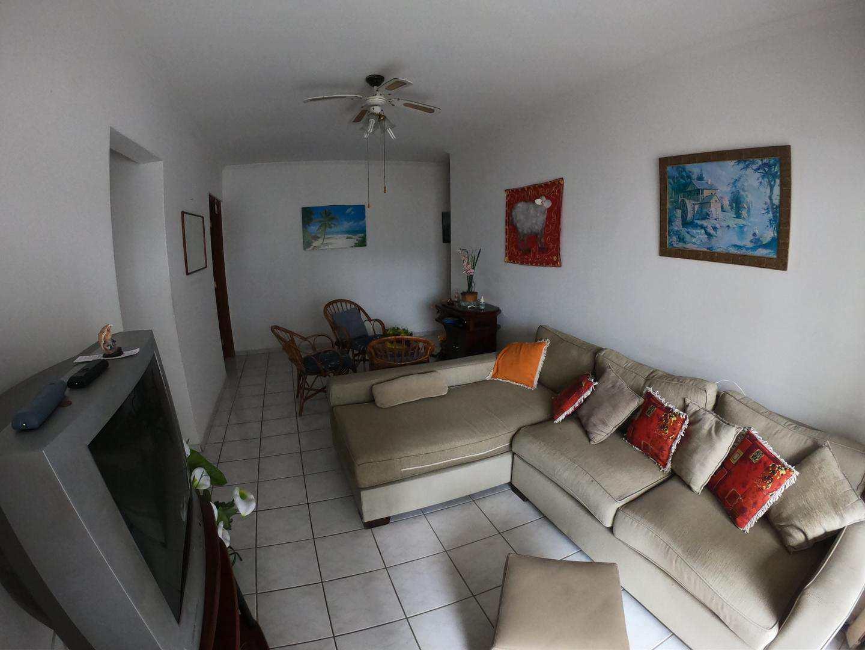 Apartamento, Guilhermina, Praia Grande - R$ 300 mil, Cod: 4845