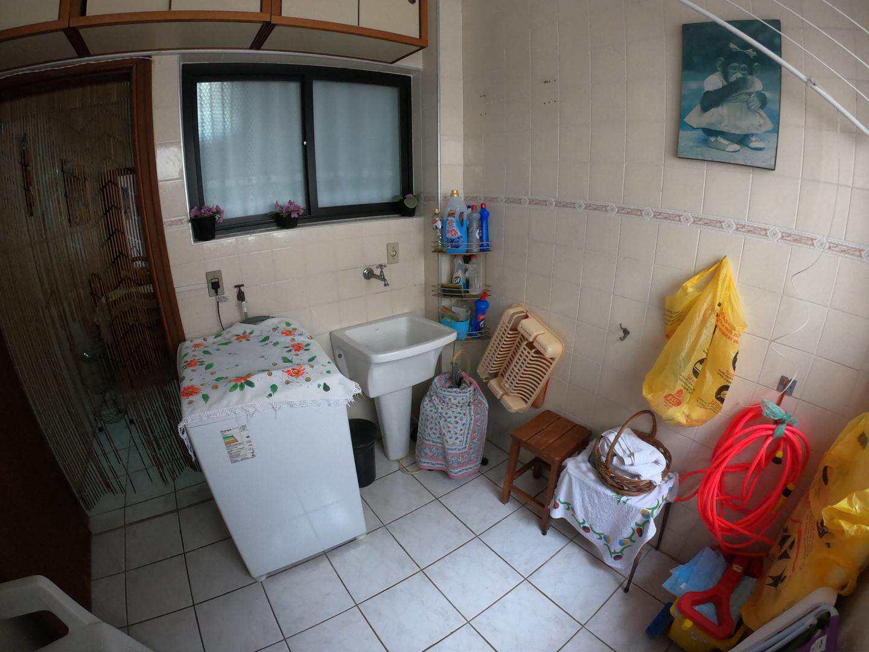 Apartamento com 2 dorms, Guilhermina, Praia Grande - R$ 300 mil, Cod: 4845
