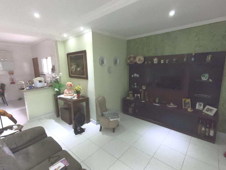 Sobrado com 2 dorms, Guilhermina, Praia Grande - R$ 349 mil, Cod: 4854