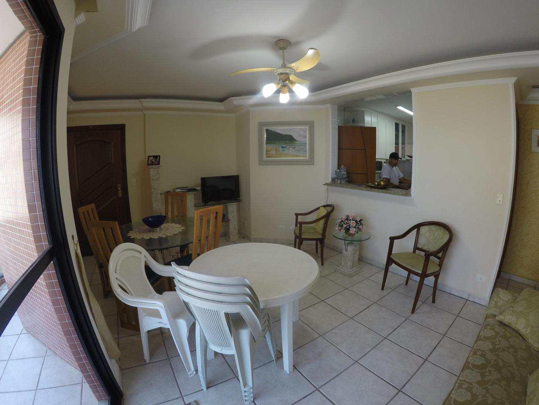 Apartamento com 2 dorms, Guilhermina, Praia Grande - R$ 460 mil, Cod: 4855