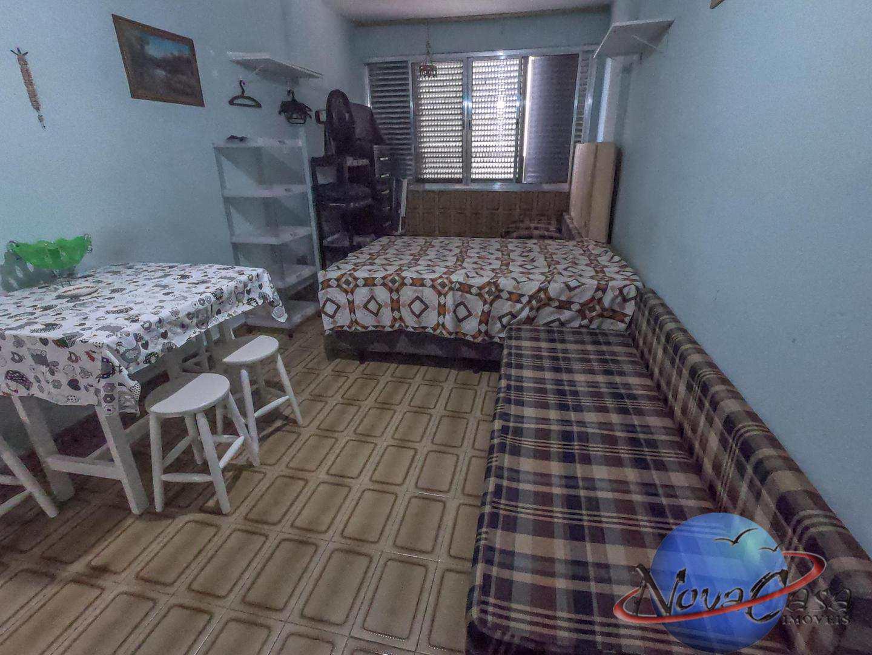 Kitnet, Guilhermina, Praia Grande - R$ 132 mil, Cod: 4856