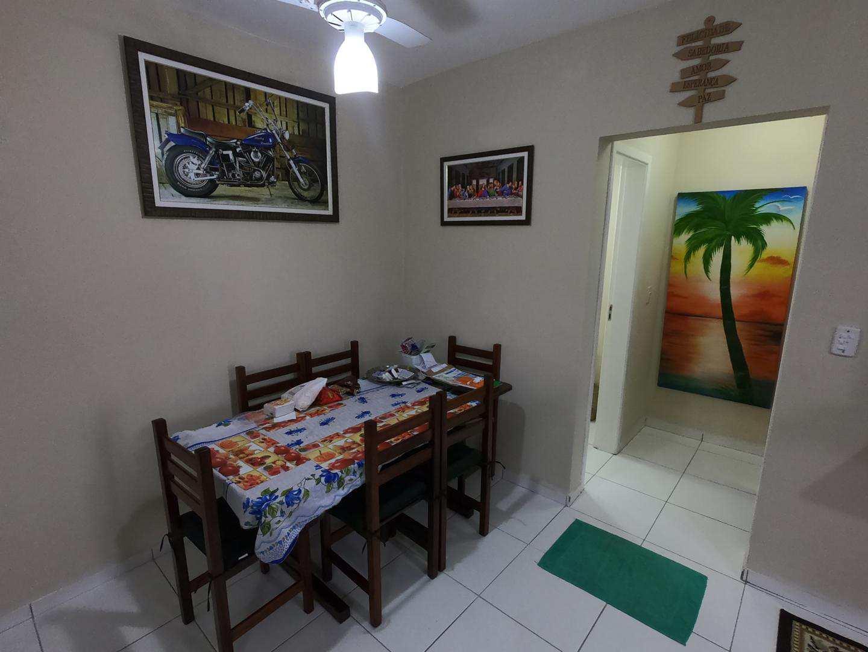 Apartamento com 1 dorm, Guilhermina, Praia Grande - R$ 175 mil, Cod: 4879