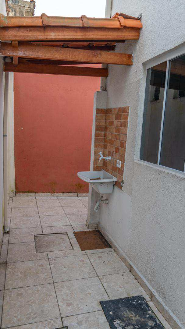 Casa de Condomínio com 2 dorms, Sítio do Campo, Praia Grande - R$ 195 mil, Cod: 4889
