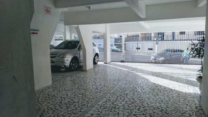 Apartamento com 2 dorms, Guilhermina, Praia Grande - R$ 210 mil, Cod: 4891