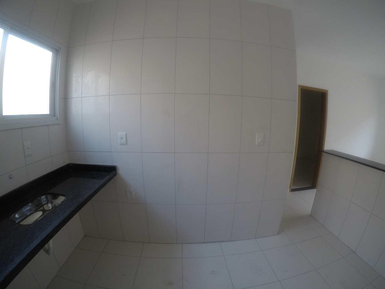 Casa de Condomínio com 1 dorm, Vila Sônia, Praia Grande - R$ 145 mil, Cod: 4883