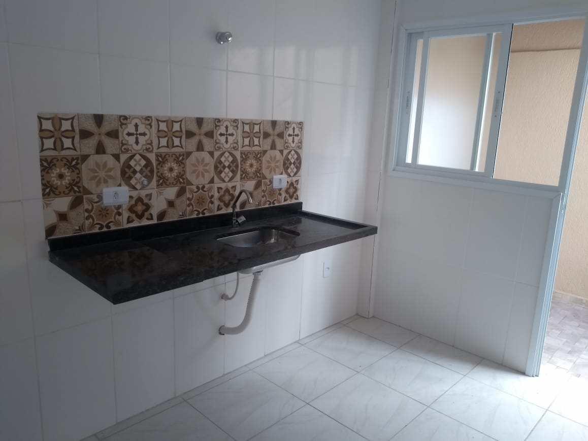 Casa de Condomínio com 2 dorms, Mirim, Praia Grande - R$ 190 mil, Cod: 4881