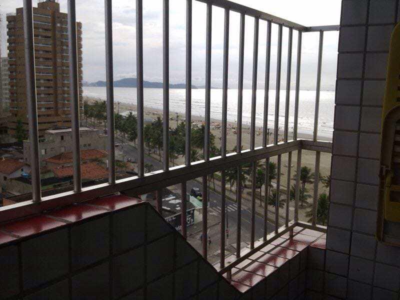 Apartamento com 1 dorm, Mirim, Praia Grande - R$ 140 mil, Cod: 4864