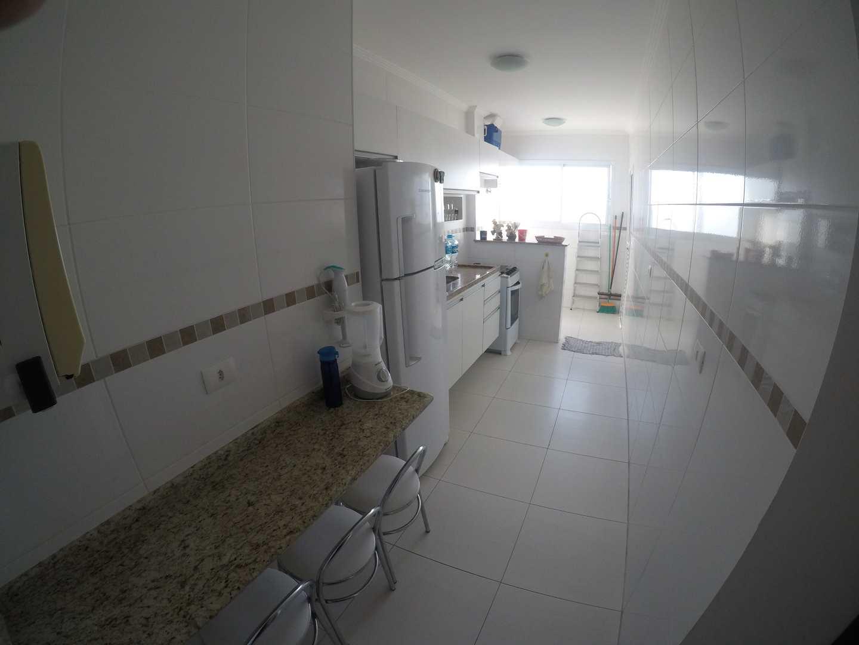 Apartamento com 2 dorms, Aviação, Praia Grande - R$ 400 mil, Cod: 4859