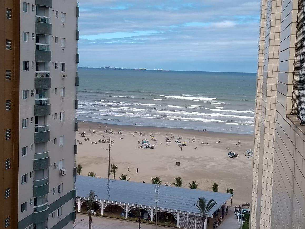 Apartamento com 2 dorms, Guilhermina, Praia Grande - R$ 260 mil, Cod: 4836