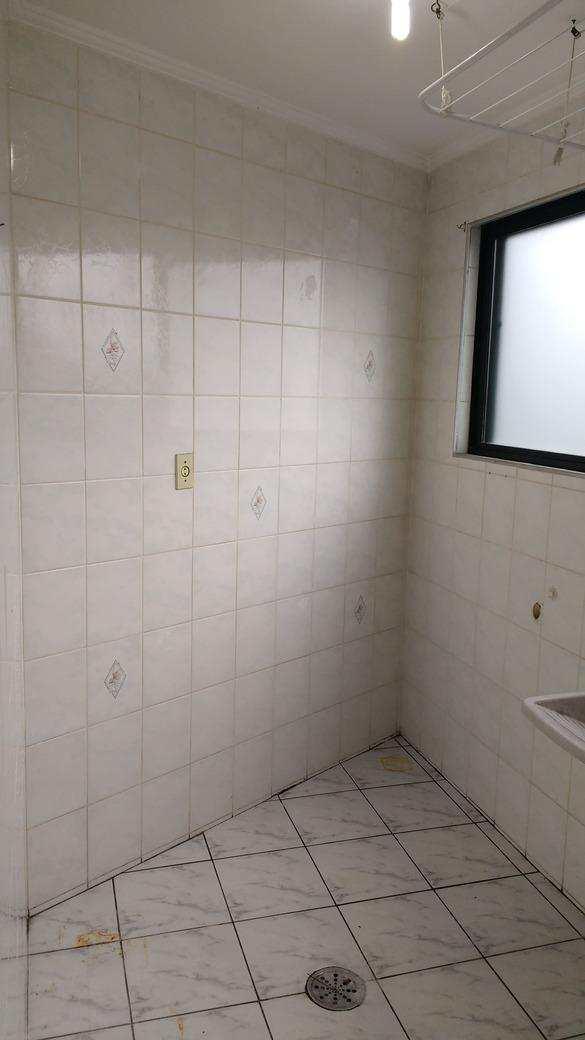 Apartamento com 1 dorm, Caiçara, Praia Grande - R$ 165 mil, Cod: 4827