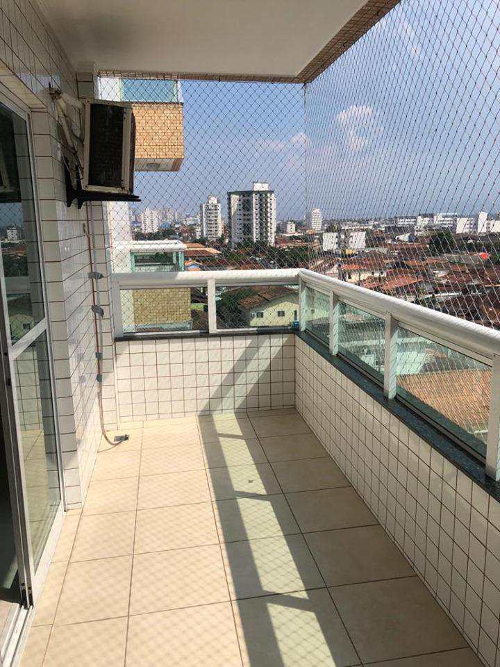 Apartamento com 2 dorms, Guilhermina, Praia Grande - R$ 400 mil, Cod: 4765