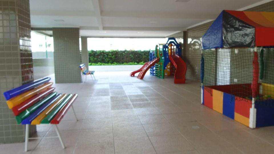 Apartamento com 2 dorms, Canto do Forte, Praia Grande - R$ 420 mil, Cod: 4732