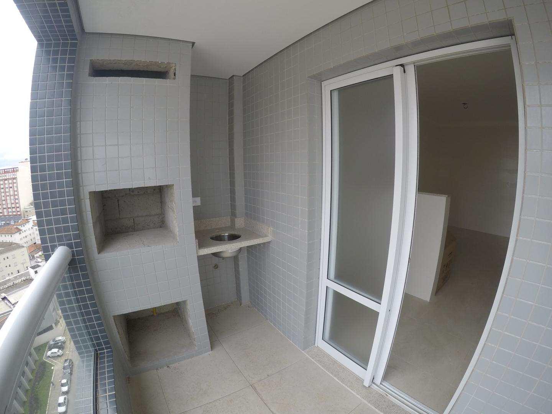 Apartamento com 2 dorms, Boqueirão, Praia Grande - R$ 388 mil, Cod: 4717