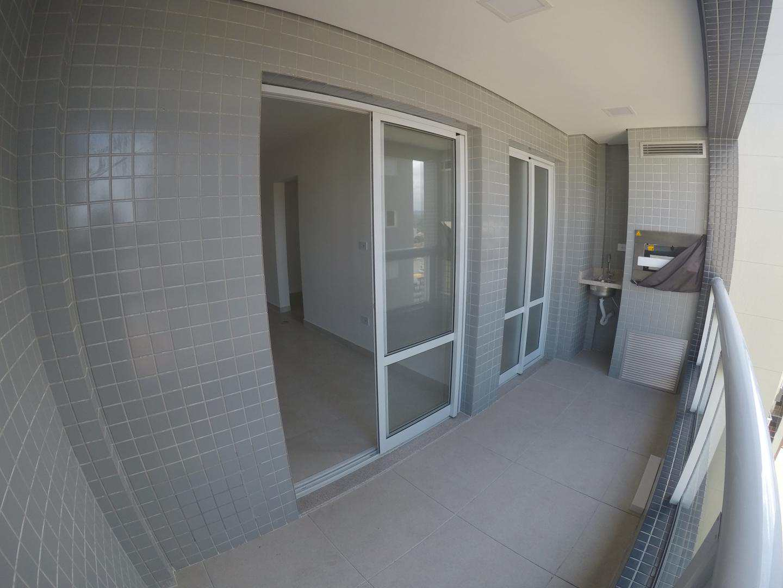Apartamento com 1 dorm, Boqueirão, Praia Grande - R$ 308 mil, Cod: 4987