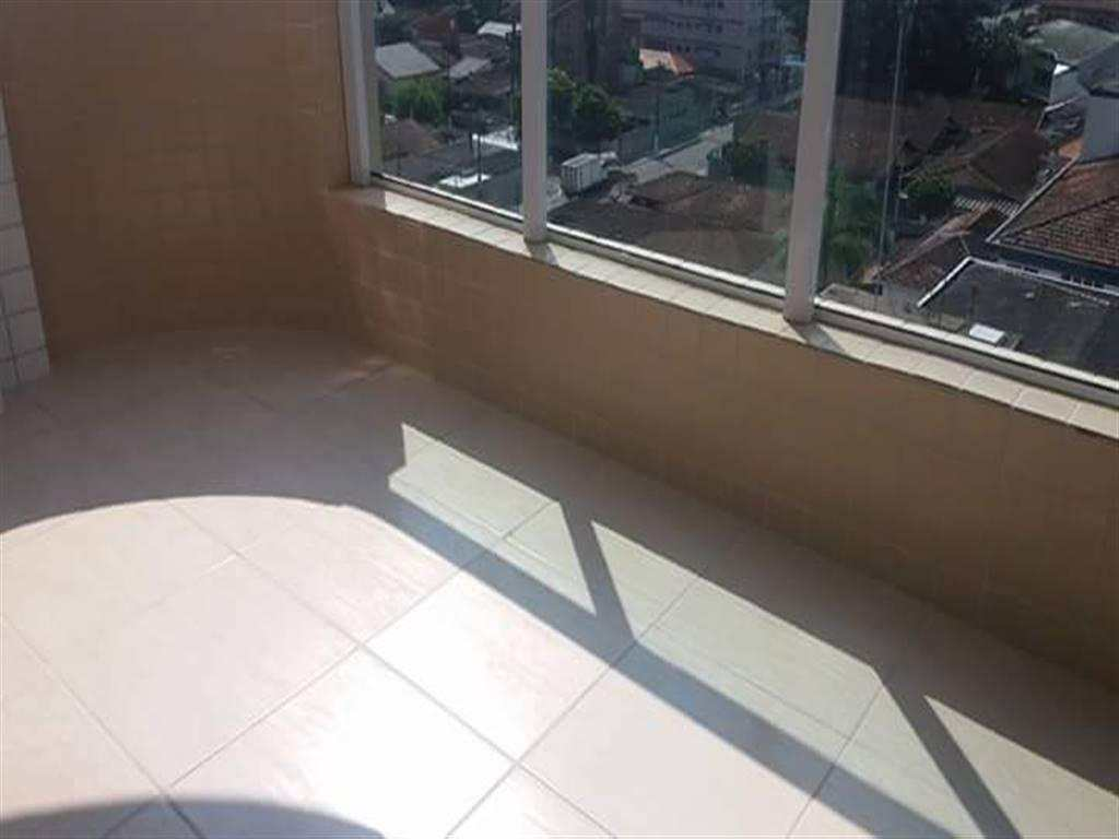 Apartamento com 2 dorms, Canto do Forte, Praia Grande - R$ 250 mil, Cod: 4665