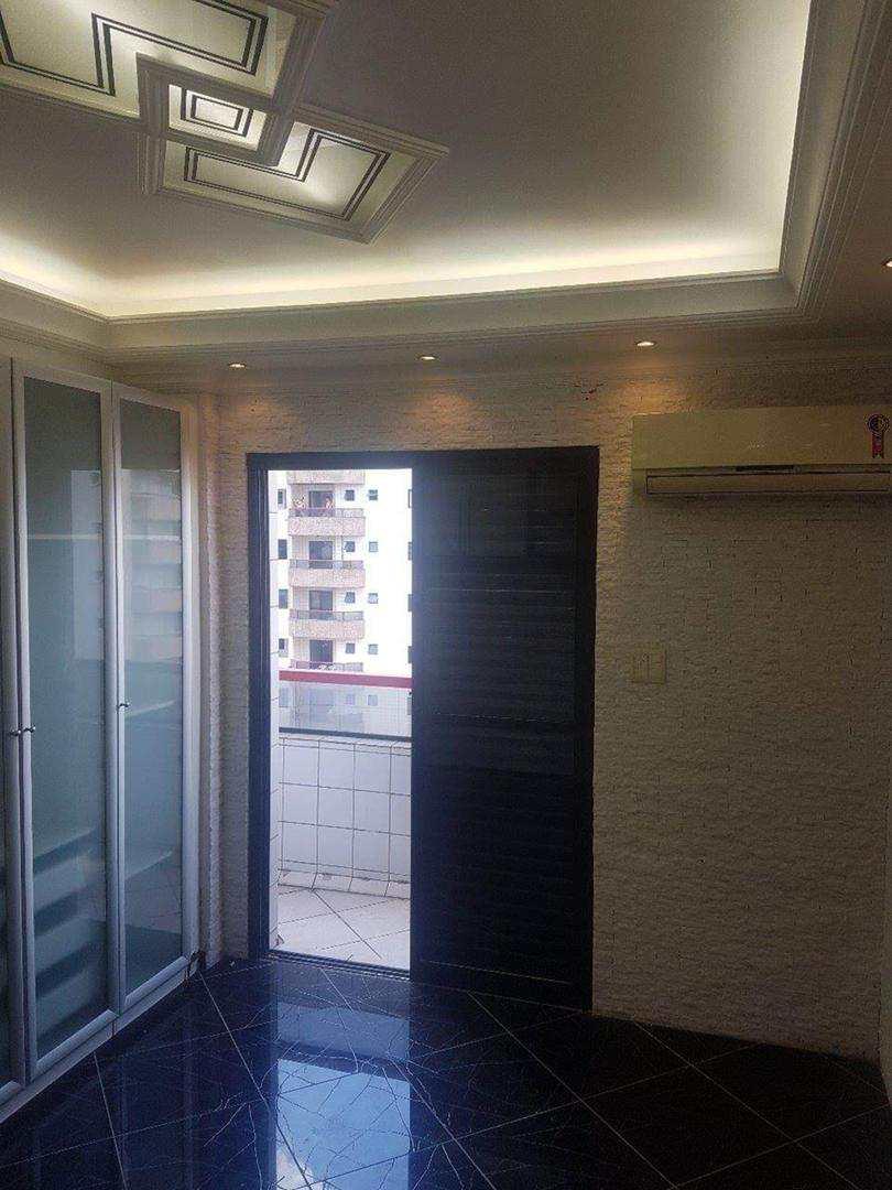 Apartamento com 1 dorm, Tupi, Praia Grande - R$ 170 mil, Cod: 4663