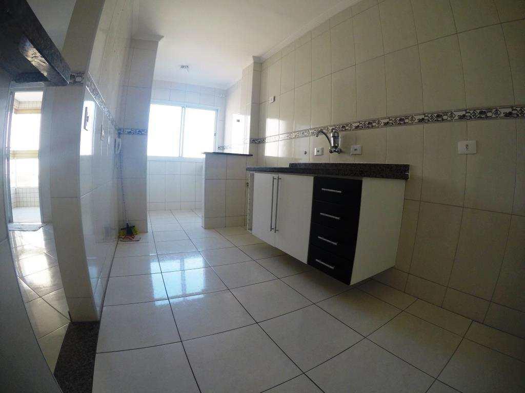 Apartamento com 1 dorm com suite, Tupi, Praia Grande -