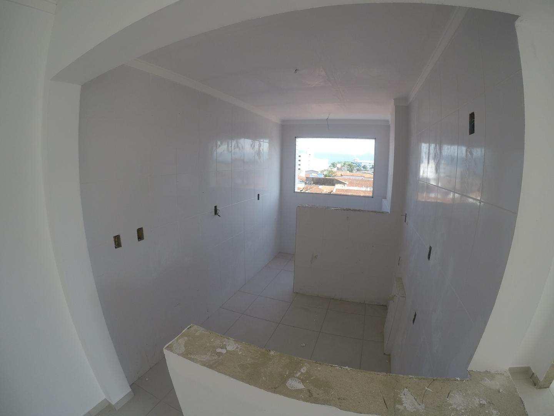 Apartamento com 1 dorm, Guilhermina, Praia Grande - R$ 237 mil, Cod: 4605
