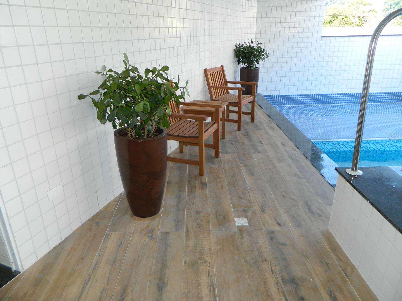 Apartamento com 2 dorms, Canto do Forte, Praia Grande - R$ 310 mil, Cod: 4589