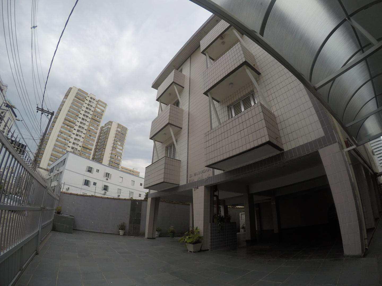 Kitnet com 1 dorm, Canto do Forte, Praia Grande - R$ 120 mil, Cod: 4565