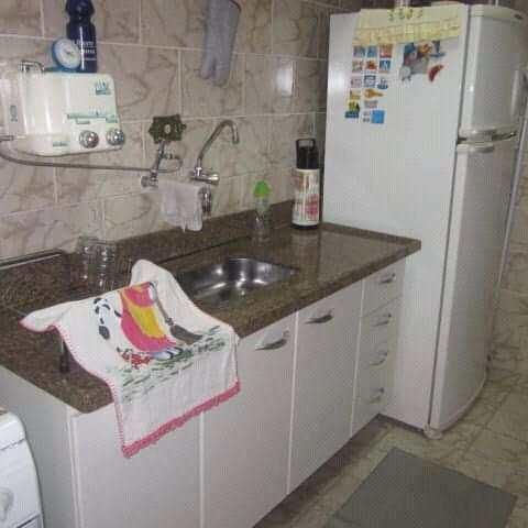 Casa com 2 dorms, Caiçara, Praia Grande - R$ 235 mil, Cod: 5073