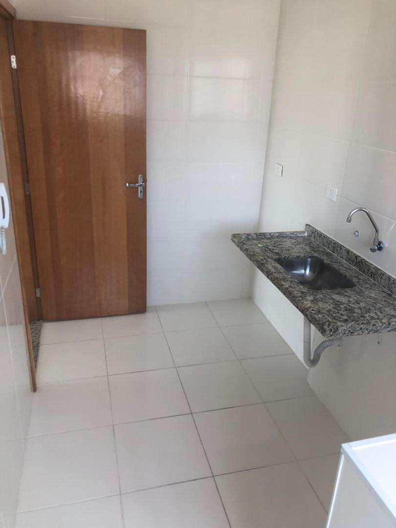 Apartamento com 1 dorm, Guilhermina, Praia Grande - R$ 175 mil, Cod: 4505