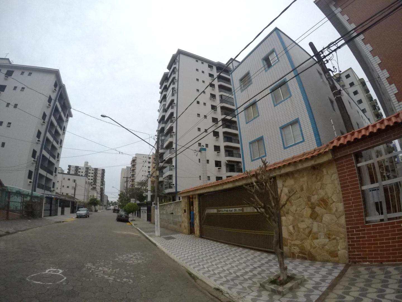Apartamento com 1 dorm, Guilhermina, Praia Grande