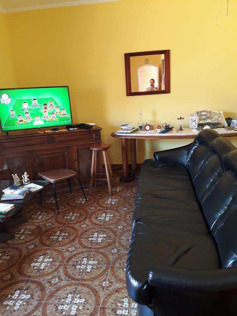 Casa com 3 dorms, Centro, Itanhaém - R$ 300 mil, Cod: 4472