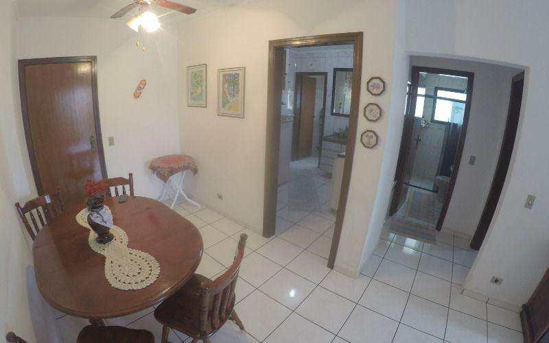 Apartamento com 1 dorm, Guilhermina, Praia Grande - R$ 179.000,00, 60m² - Codigo: 4460
