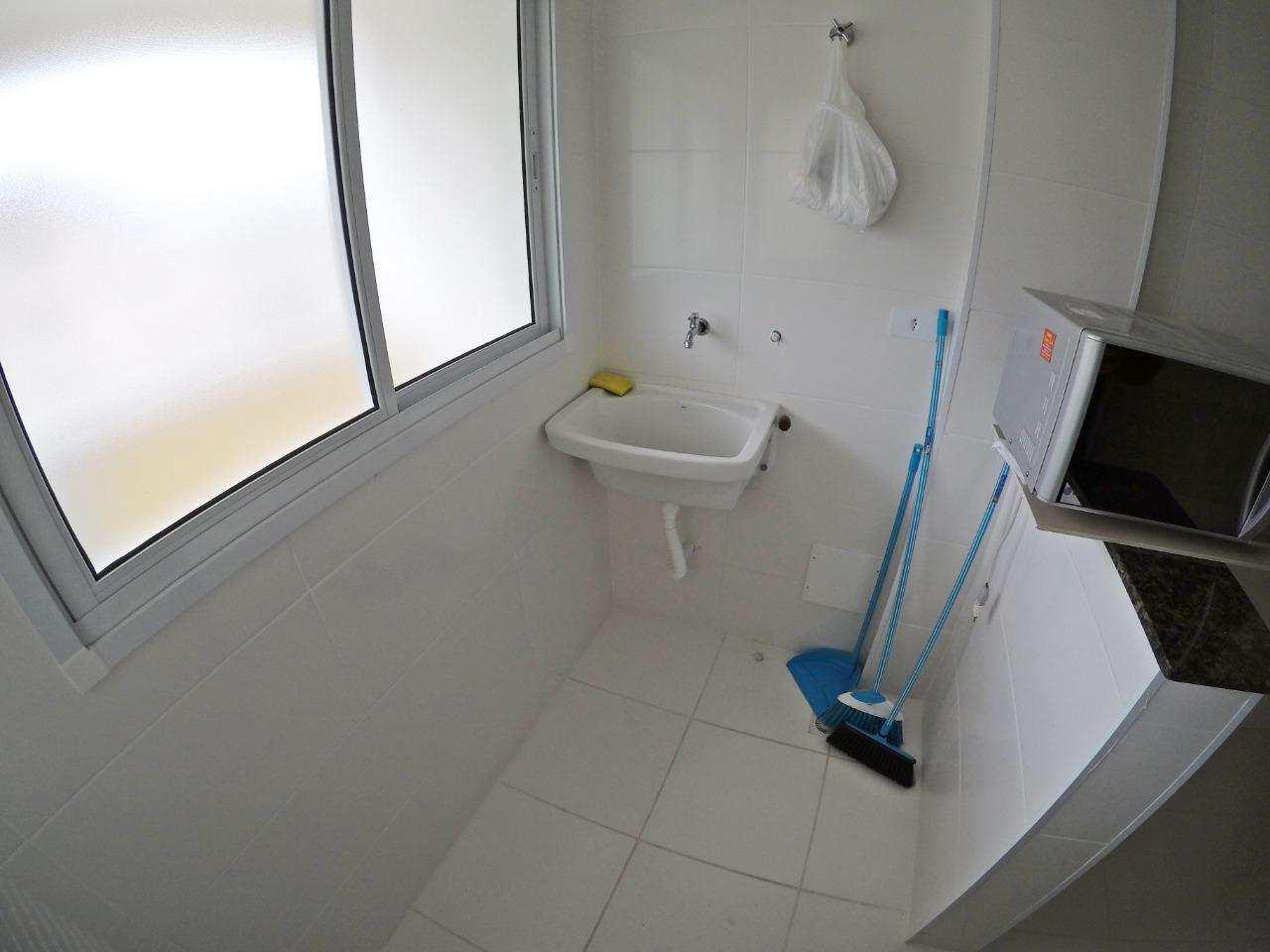 Apartamento com 2 dorms, Canto do Forte, Praia Grande - R$ 420 mil, Cod: 5162
